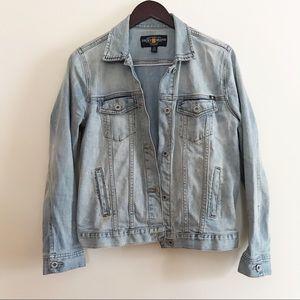 ‼️Lucky Brand light wash denim jacket‼️